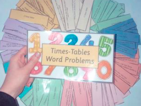 Times-Tables Word Problems