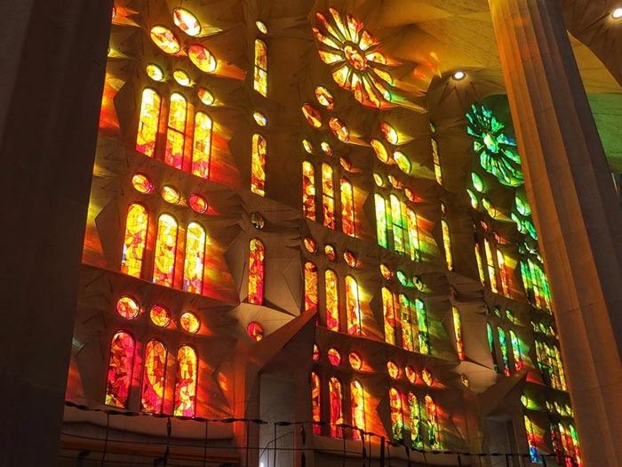 Sagrada Família Barcelone