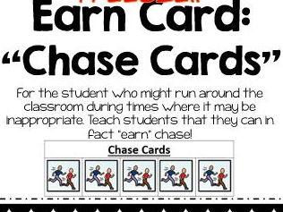Chase Cards