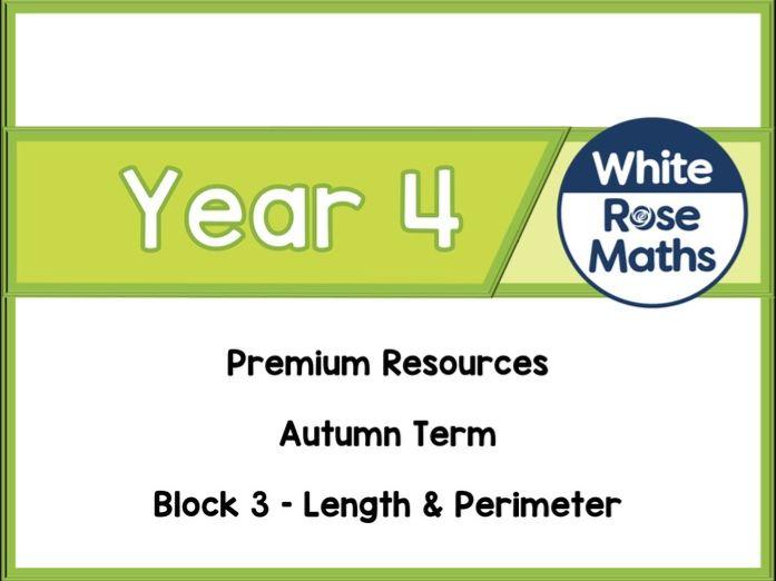 Year 4 - Length & Perimeter