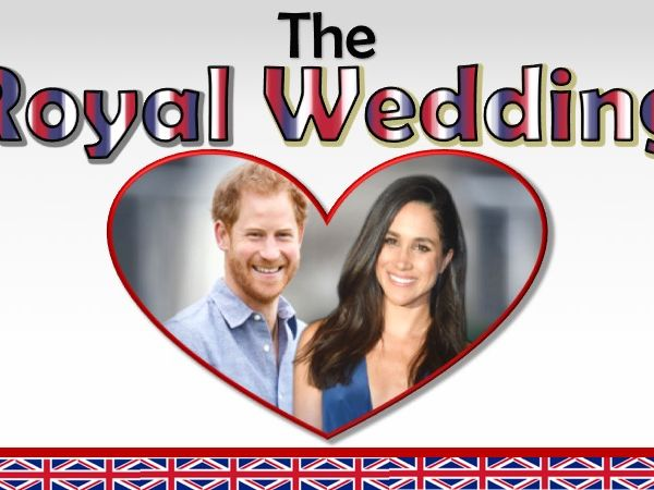 Royal Wedding Activities By Ianhjoy Teaching Resources