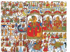 Devnarayan Ki Phad Analysis Sheet