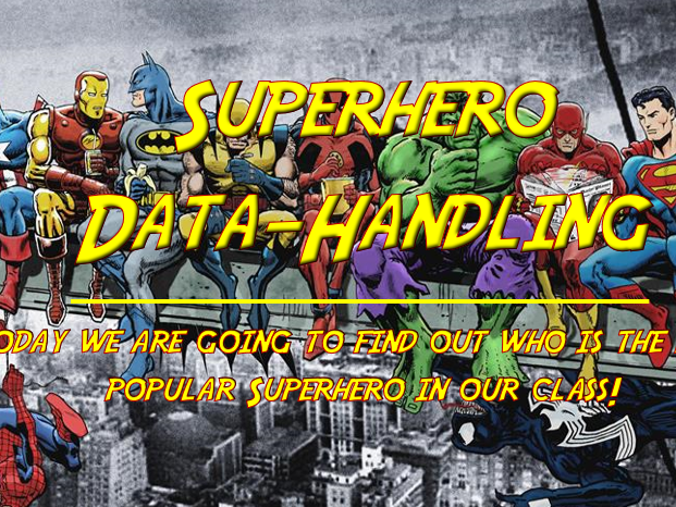 Superhero Data-Handling
