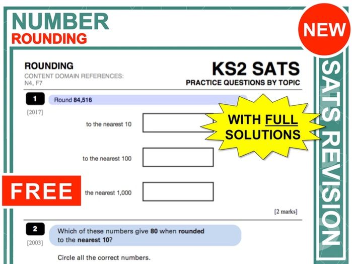 ks2 maths rounding by maths4everyone teaching resources. Black Bedroom Furniture Sets. Home Design Ideas
