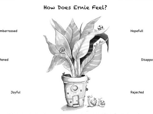 'How Does Ernie Feel?'- Comprehension & writing