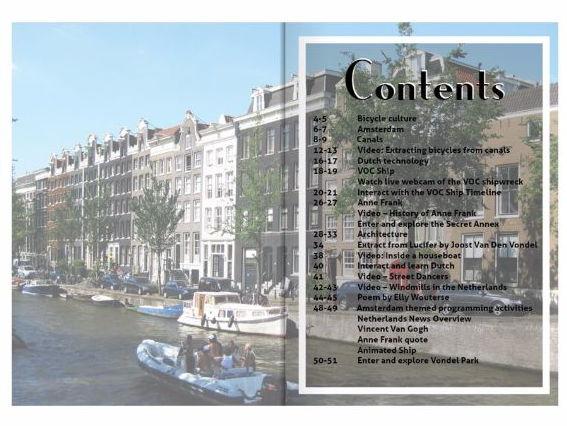 Creating an Interactive Digital Magazine