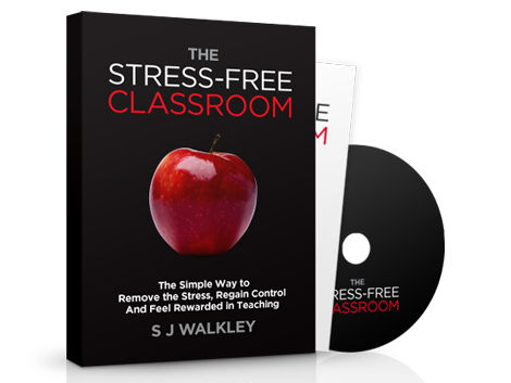 The StressFreeClassroom - an audio guide to dealing with classroom stress.