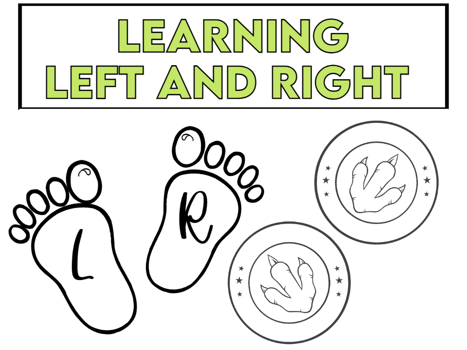 Learning Left from Right Cards at KS1