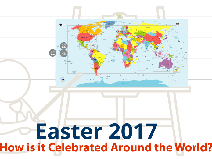Easter 2017: How is it Celebrated Around the World?