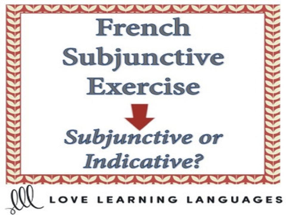 relative pronouns - qui et que by jujul - Teaching Resources - Tes
