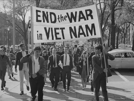Public Reaction to the Vietnam War.