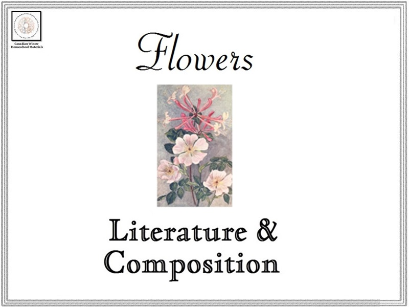 Flowers Literature & Composition