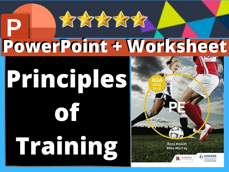 AQA GCSE PE - Principles of Training