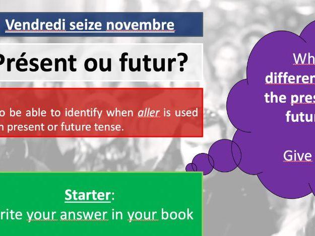 Present or future?