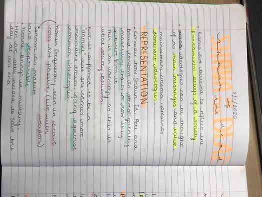 A-Level Film Studies Revision Notes