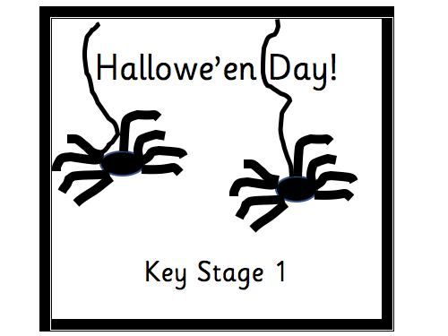 Hallowe'en Teaching Resource: Key Stage 1