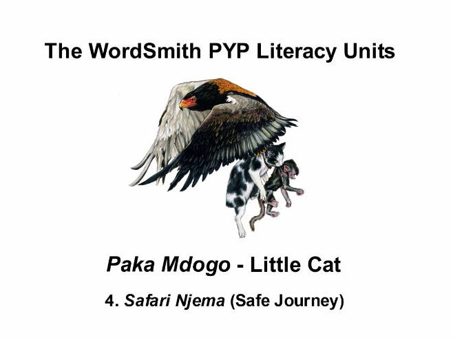 The WordSmith PYP Literacy Units (4)