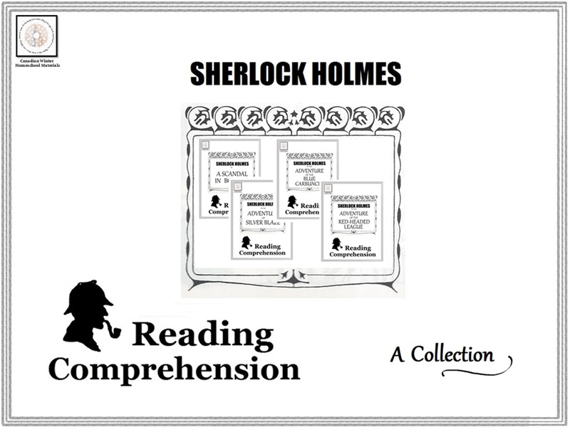 A Sherlock Holmes Reading Comprehension Collection