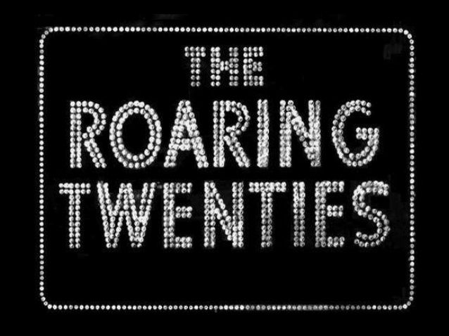 America in the 1920's-The roaring 20s