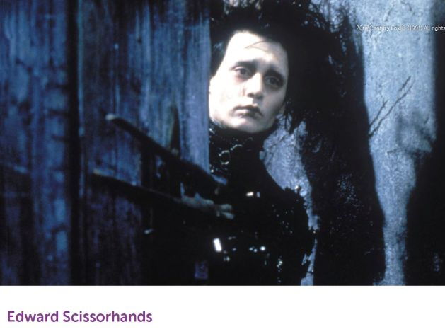 Edward Scissorhands Complete Film Study For English By Rshanks92 Teaching Resources Tes