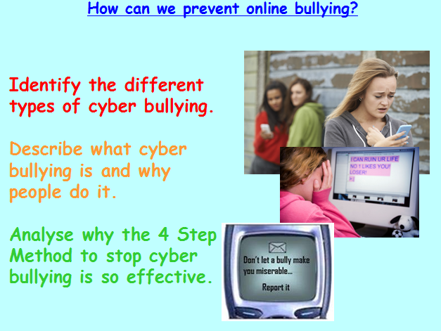 Bullying: Anti Bullying Bundle