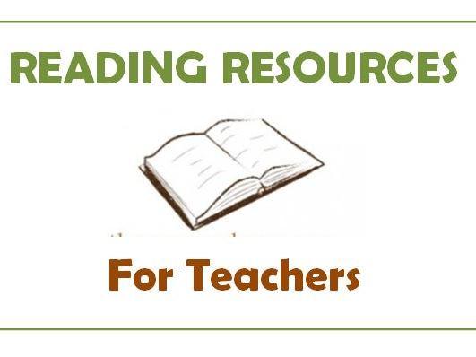 Novel Study Worksheets