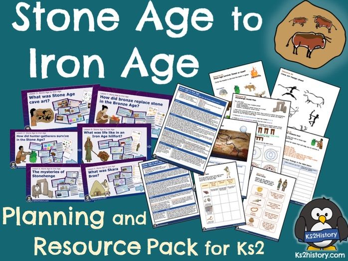 Stone Age Planning Pack