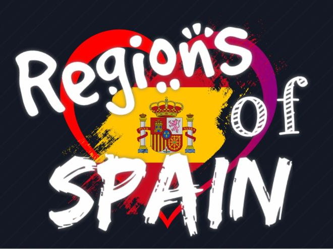 Regions of Spain - Research Activities