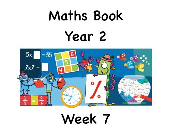 Y2 Home Learning Maths (Time x2)