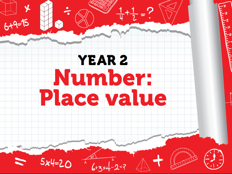 Year 2 - Place Value - Weeks 1-3