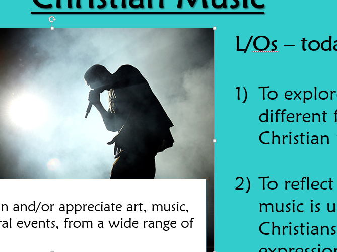 Christianity and Music