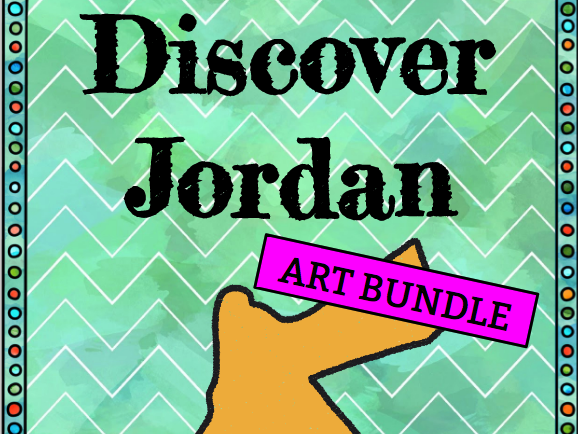 Discover Jordan ART BUNDLE