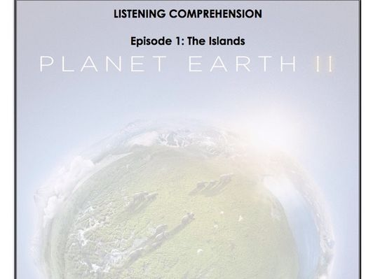 Listening Comprehension - Planet Earth 2x01