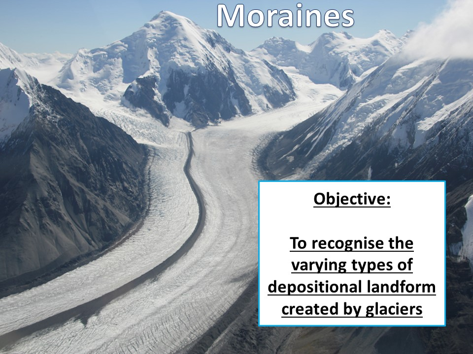 Moraines