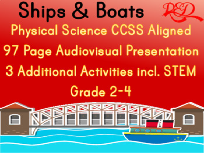 Ships & Boats Science Documentary Video