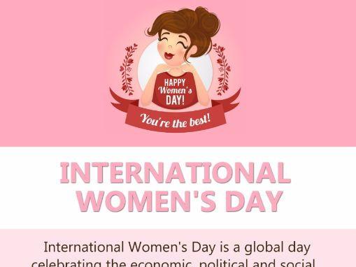8 March- International Women´s day