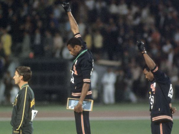 1968 Olympic Games: Black Power in Mexico