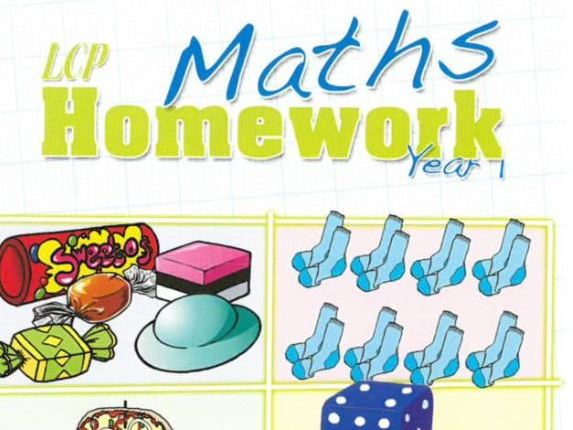 Year 1 Maths Home Learning Pack including (39 sheets) Answers and Parental Guidance