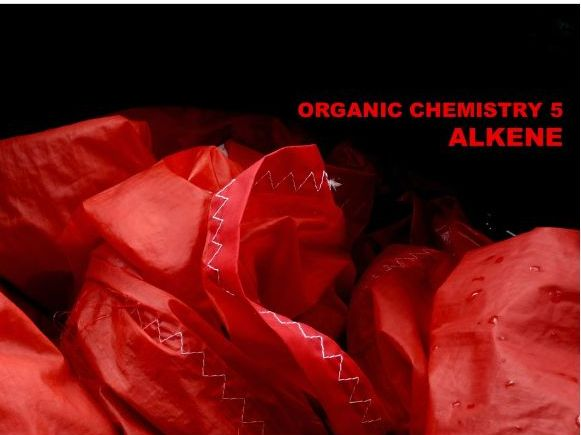 IGCSE Organic Chemistry 5: Alkenes