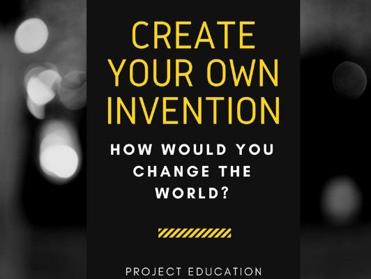 Create Your Own Invention