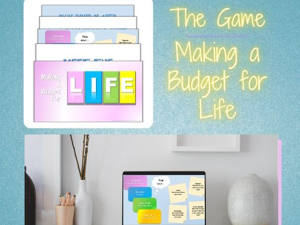 Making A Budget For Life: An Interactive Budgeting Game