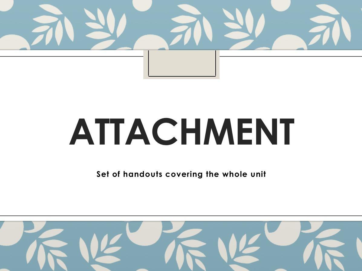 Attachment Unit