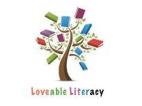 Whole school literacy activities