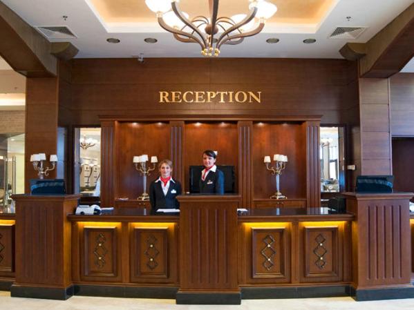 GCSE Role Play Practice - Hotel