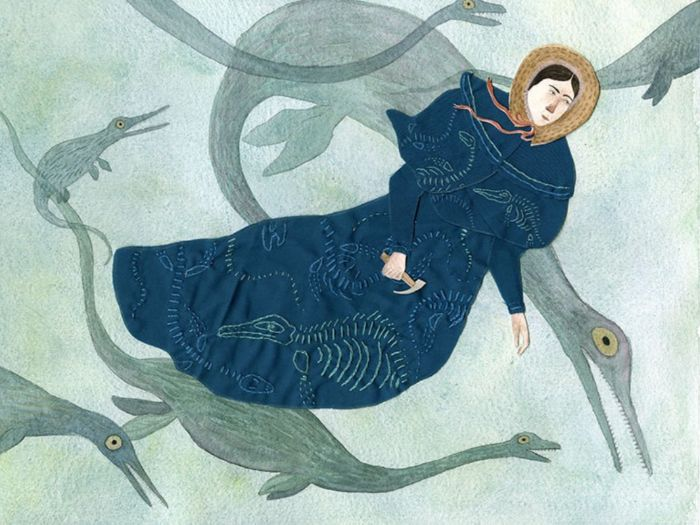 MARY ANNING - PIONEER OF PALEONTOLOGY.