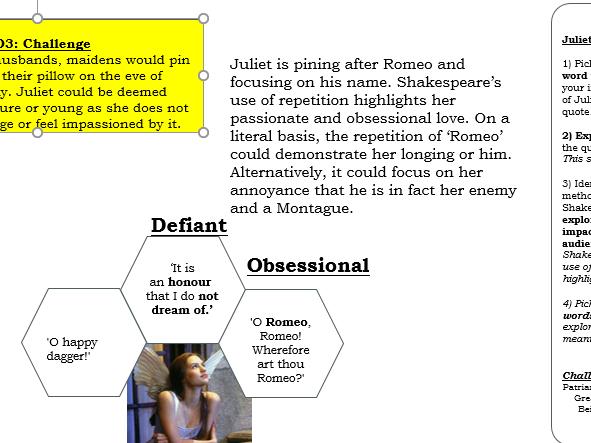Romeo and Juliet: Act 2, Scene 5