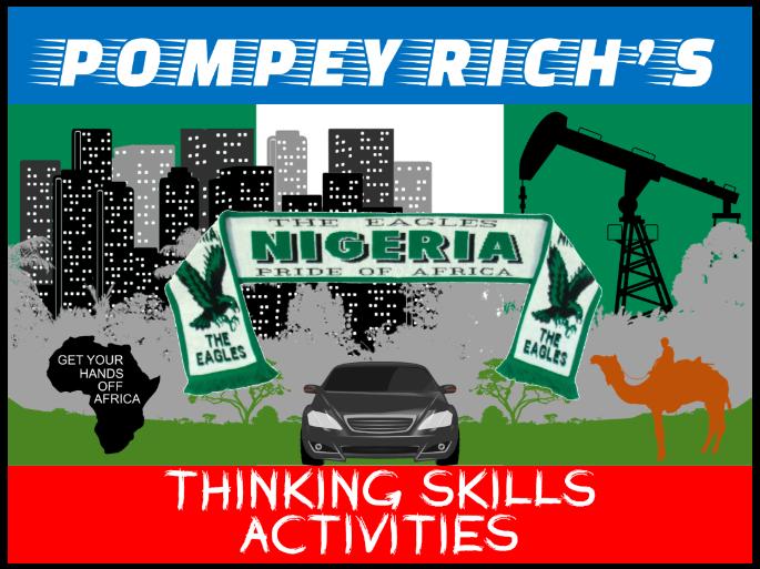 Nigeria Thinking Skills