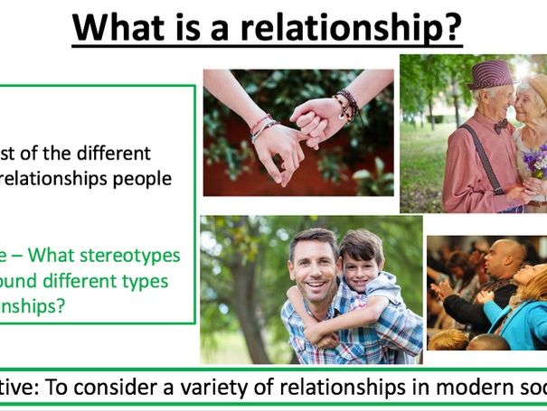 Introduction to Relationships