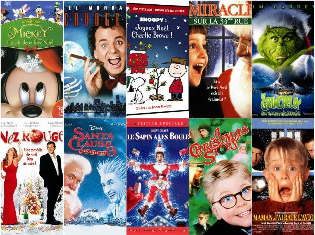 Classic Christmas movies and songs quiz