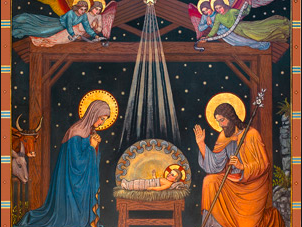 Incarnation and Christmas lesson Religious Education